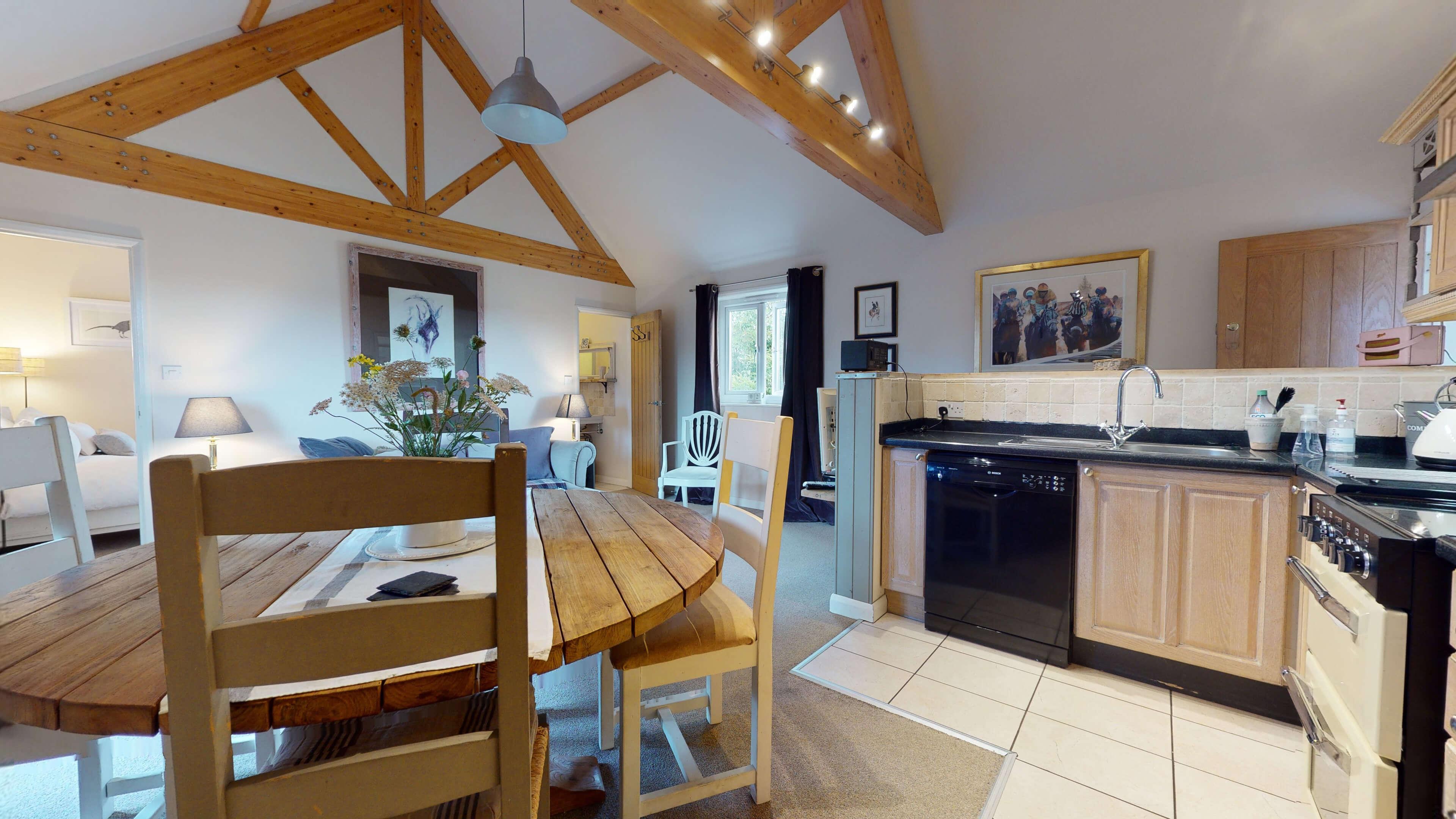 Sansoms Cottage Sansoms Loft Living 3